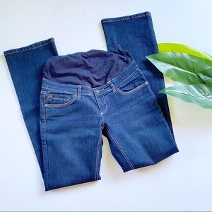 Lilac | Maternity Jeans XS